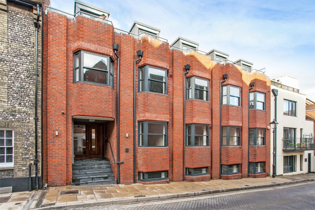 2-5 St Clement Street, Winchester